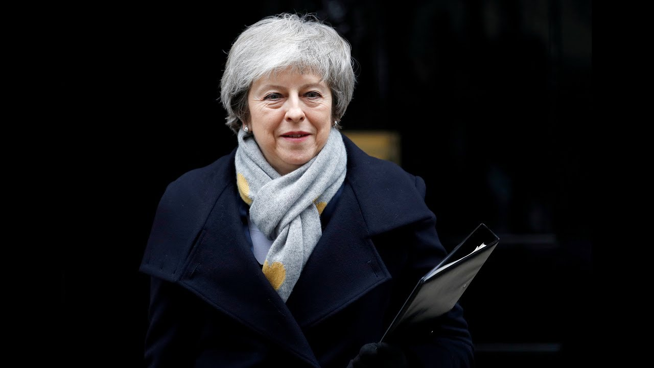 Euronews:Watch Live: Theresa May makes announcement regarding resignation