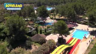 AQUALAND, recinto oficial PlaySummerFestival Mallorca 2014