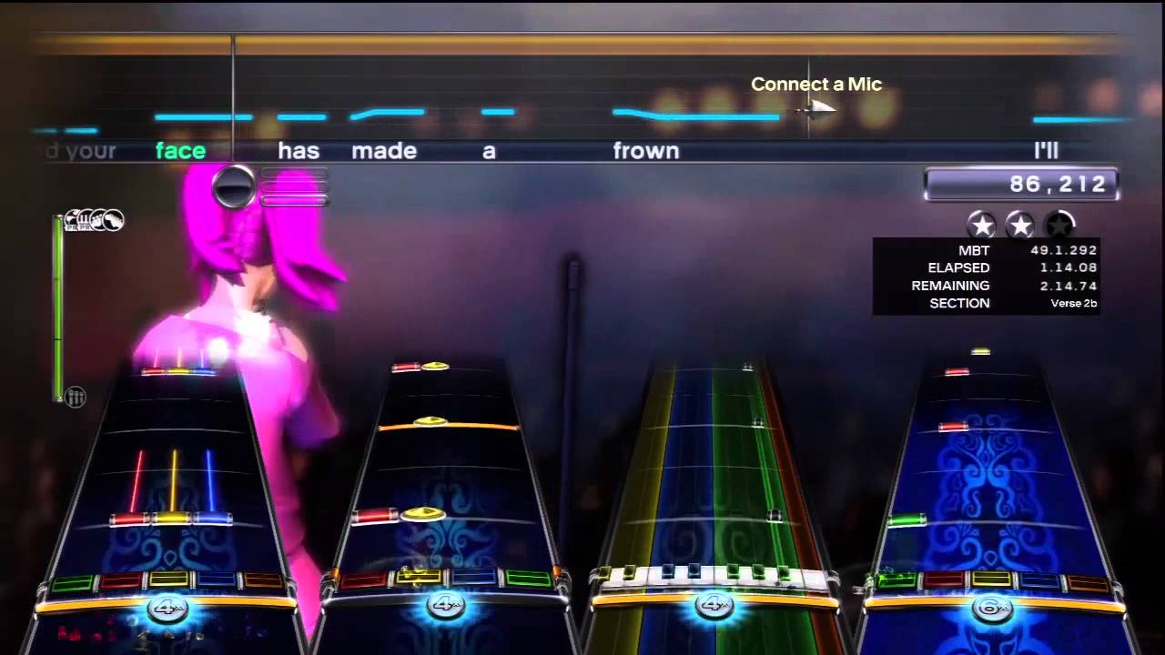rock band 3 the smile song my little pony friendship is magic youtube. Black Bedroom Furniture Sets. Home Design Ideas