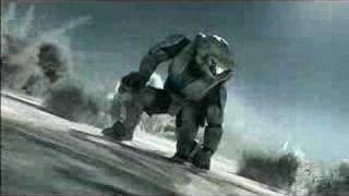 2nd Halo 3 Trailer Ad