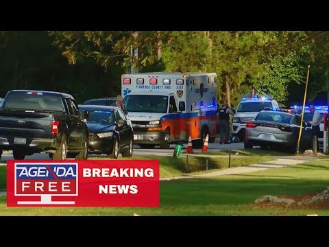 5 Officers Shot in South Carolina - LIVE BREAKING NEWS COVERAGE