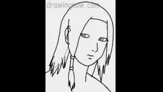 Learn to Draw Kimimaro Kaguya From Naruto