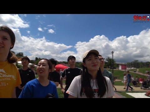 VLOG IN MOLDOVA: Korean volunteers in Moldova