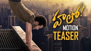 Video Akhil's HELLO First Look Teaser | Motion Teaser | Akhil Akkineni | TFPC download MP3, 3GP, MP4, WEBM, AVI, FLV Agustus 2017