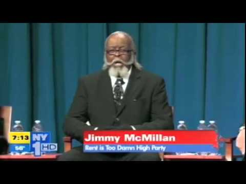Rent Is Too Damn High Party Debate