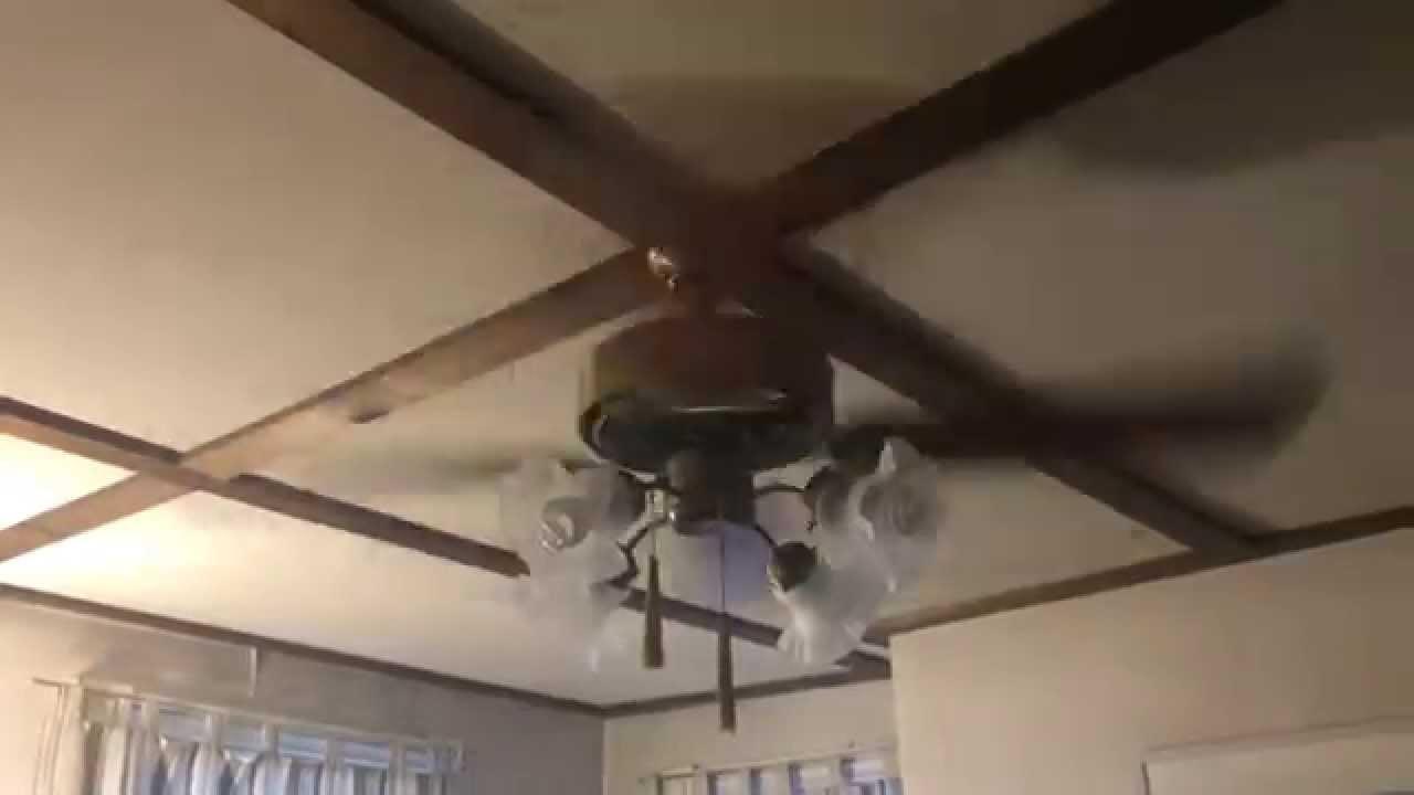 Codep Regency Ceiling Fan 1 of 2 - YouTube