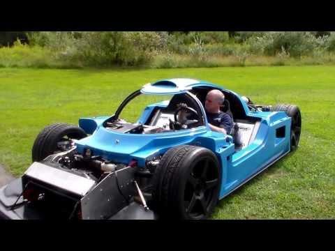 Single Seater Kit Car Uk