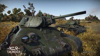 Обзор: War Thunder глазами игрока World of Tanks!