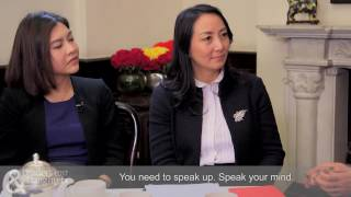 How This Mother and Daughter Reached the Top of Chinese Business Leadership