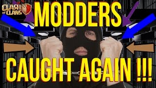 Clash of Clans - Modders caught AGAIN!!! ANGEL CRY Modding clan again | sandboxing in action HD