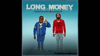 Gambar cover PeeWee Longway Ft Money Man - Long Money #SLOWED