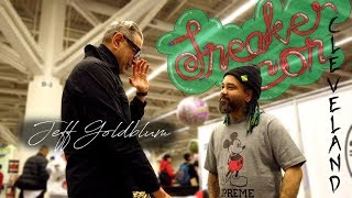 Buying over 100 pairs of Jordan's at Sneakercon Cleveland. (Announcing our biggest giveaway ever!)
