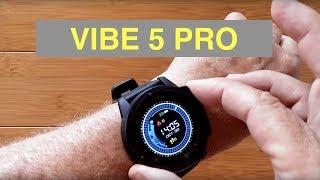 ZEBLAZE VIBE 5 PRO Ruggedized Multi Sport Smart Watch: Unboxing and 1st Look