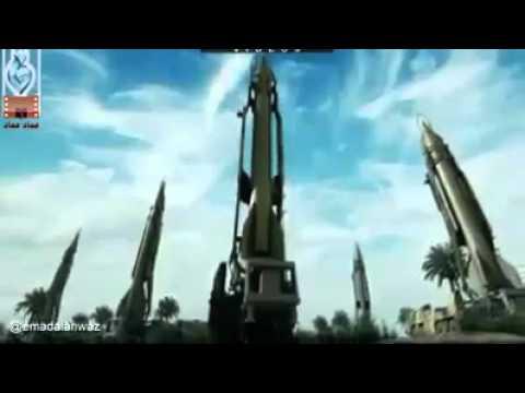 حمله موشکی ایران به عربستان