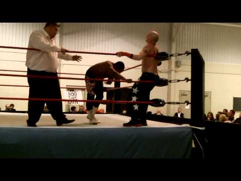 Showtime James Jordan Vs. Custom Made Michael Slade