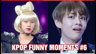 KPOP FUNNY MOMENTS (TRY TO NOT LAUGH CHALLENGE) PART 6