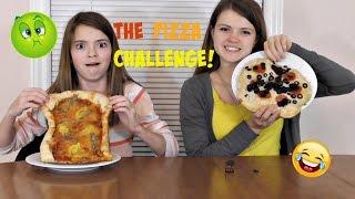 The Pizza Challenge!