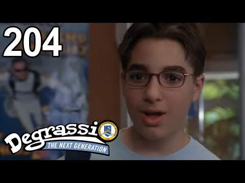 Degrassi 204 - The Next Generation | Season 02 Episode 04 | Karma Chameleon