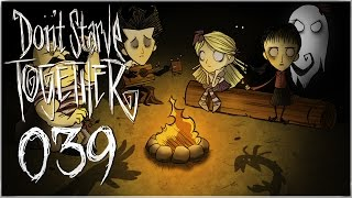It's way to warm - Don't Starve Together #039