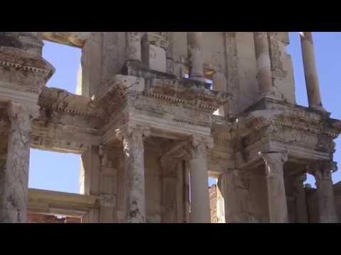 EPHESUS, ÉFESO - Library of Celsus [Biblioteca de Celso] 15.05.2014
