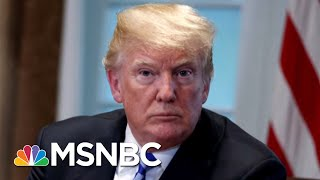 President Donald Trump Sends Signal With Pardons, Could Face Rude Awakening | Rachel Maddow | MSNBC