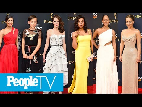 2018 Emmy Awards Fashion Recap: A Look At All The Best & Worst From The Red Carpet | PeopleTV