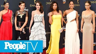 2018 Emmy Awards Fashion Recap: A Look At All The Best & Worst From The Red Carpet | LIVE | PeopleTV