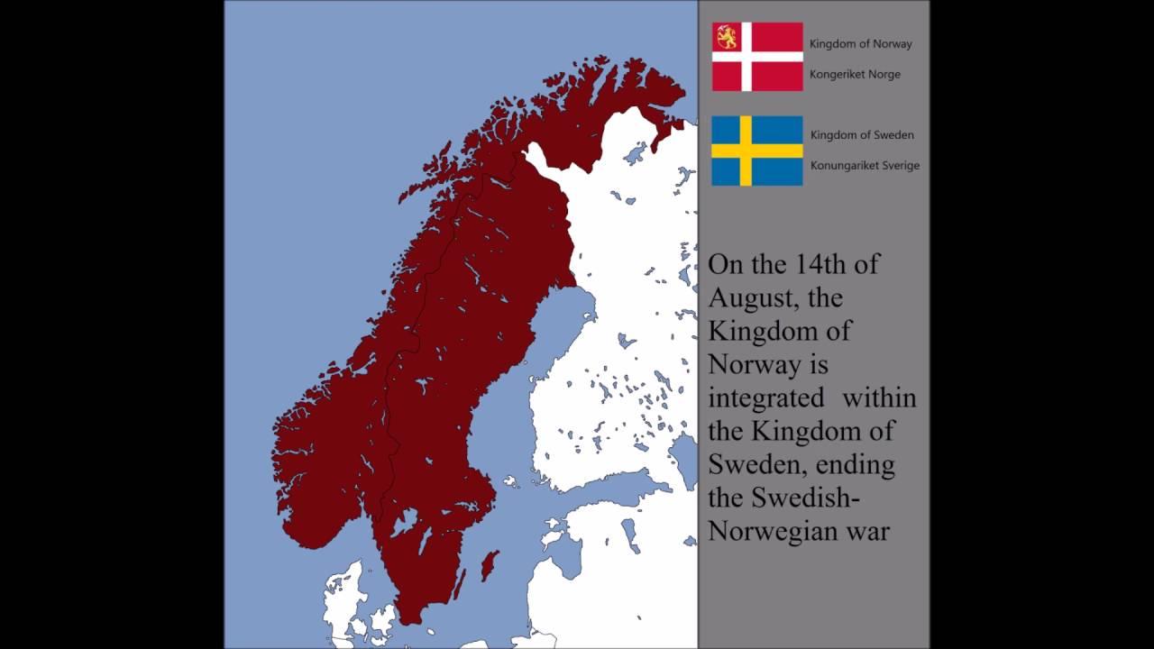 Norways Union with Sweden (1814-1905) (Norwegian History)