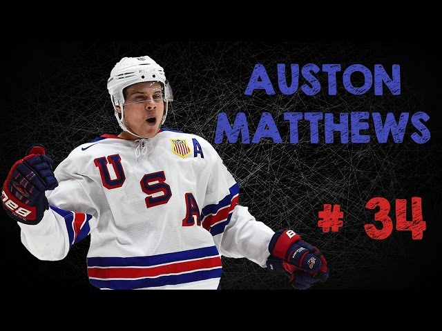 Auston Matthews Ultimate Highlights | Tribute | HD