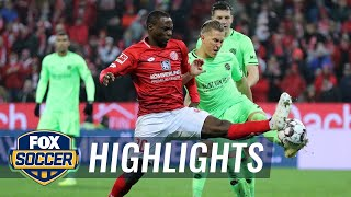 FSV Mainz vs. Hannover 96 | 2018-19 Bundesliga Highlights