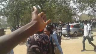 Unilorin Students Protests Peacefully Against UNACCEPTABLE RESULT