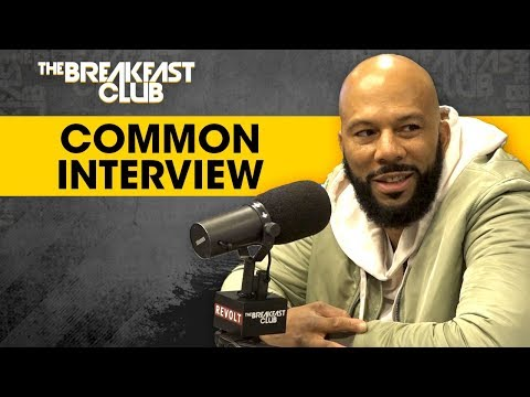 Uptown Angela - Common Opens Up- Talks Molestation , Forgiveness & Love in His New Book