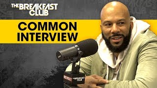 Common On Finding Love, Forgiveness, Relationship Advice From Michelle Obama + His New Book