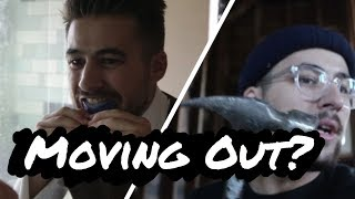 Moving Out & Straightening my Teeth | Dapper Journal #3