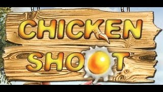 Chicken Shoot - Level 2 The Forest - Nintendo Wii
