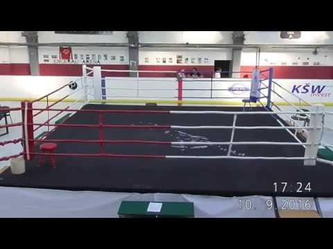 Box  - turnaj 10.9. 2016 Bratislava