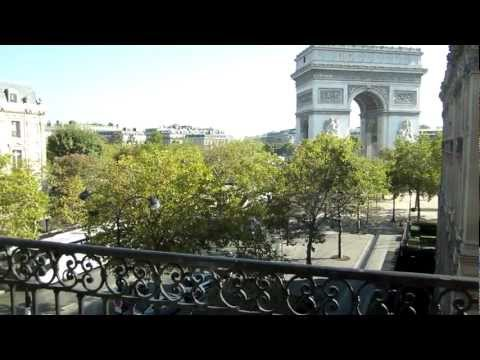 Hotel Splendid Etoile Paris, Superior Room