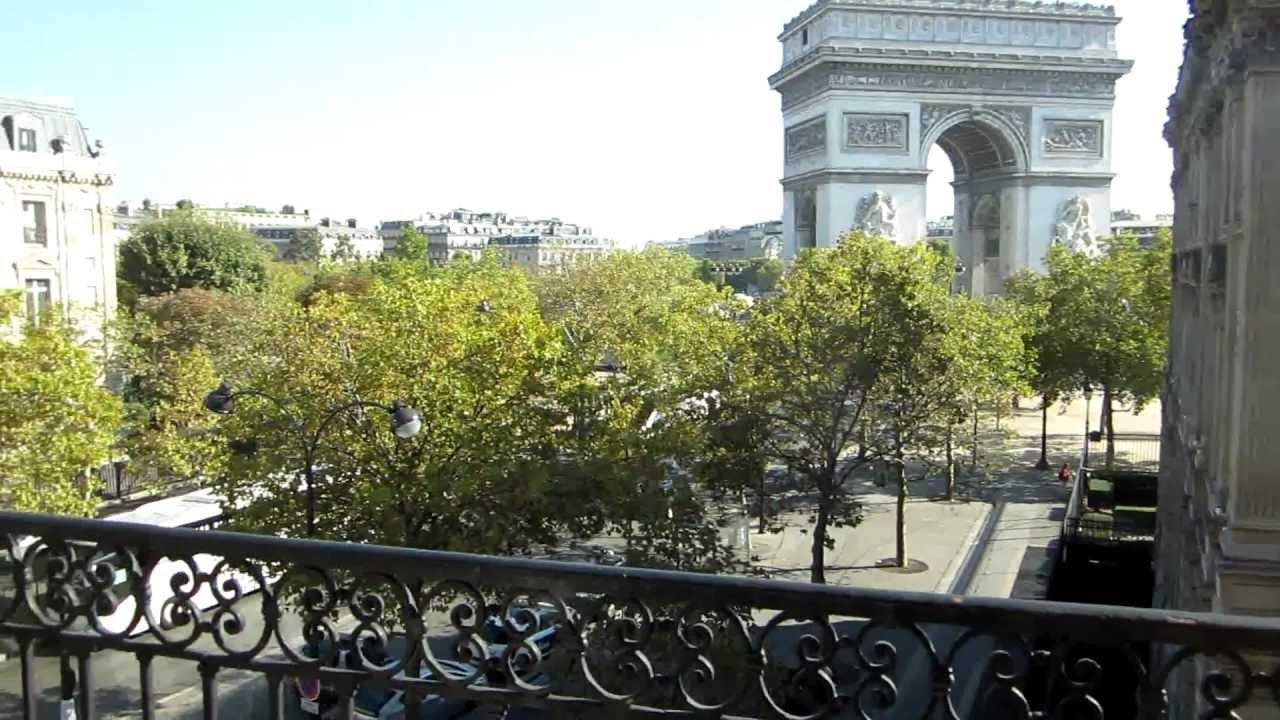 Hotel splendid etoile paris superior room youtube for Hotels 1 etoile paris