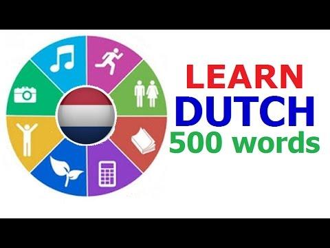 Learn Dutch (Vocabulary)