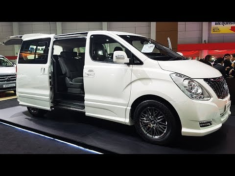 Hyundai H 1 Limited II 2017  10