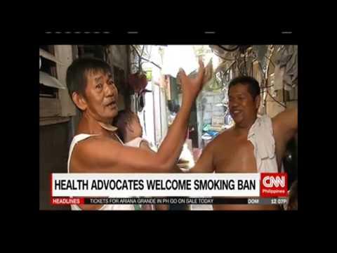 Health advocates welcome smoking ban