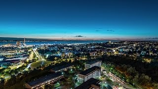 [TIMELAPSE] HELSINGBORG - THE CITY BY THE SEA