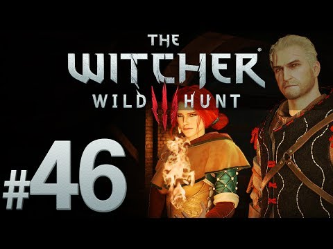Witcher 3: Wild Hunt - Hot Date with Triss Merigold - PART #46