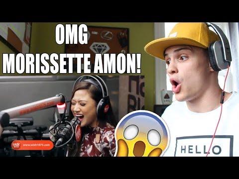 """Morissette Amon """"Akin Ka Na Lang"""" LIVE on Wish 107.5 REACTION"""