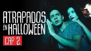 ATRAPADOS EN HALLOWEEN (ep. 2) | Mica Suarez ft. Kevsho