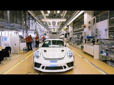اختلس النظر داخل المصنع الرئيسي لسيارات بورشه في ألمانيا  - نشر قبل 2 ساعة