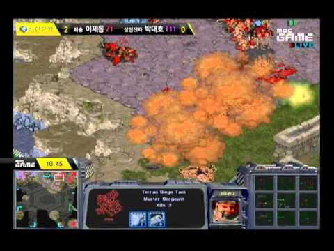 SWL 2011  Jaedong vs TurN 2011-03-05  @ Empire of the Sun