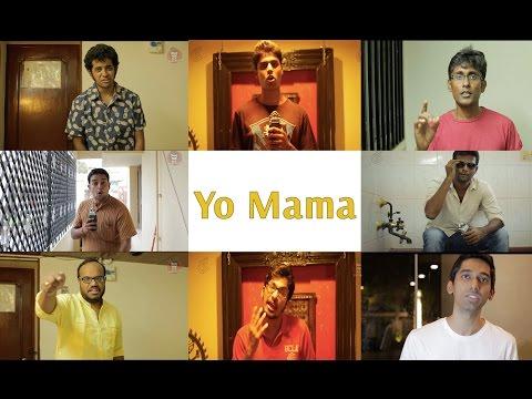 Rascalas: Yo Mama - South Indian Comics on your Mothers