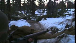 Battle of the Bulge - Siege of Bastogne - 101st Airborne - DVD Documentary