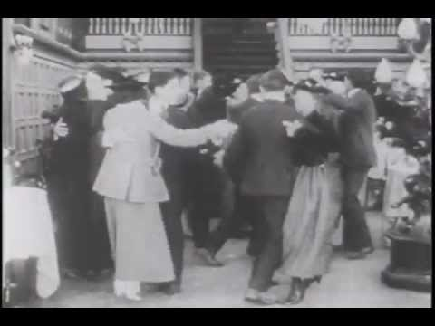 The Wife and Auto Trouble - Silent Movie